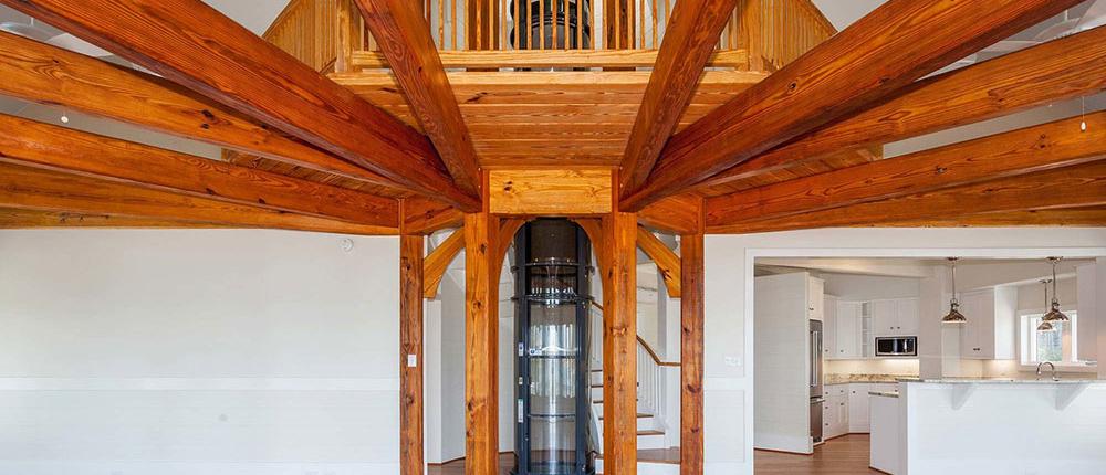 Bayside Cheslight home living room